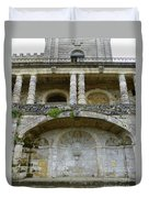 Au Vieux Chateau De Vayres Duvet Cover