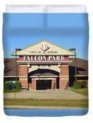 Auburn, Ny - Falcon Park Duvet Cover