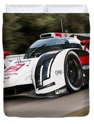 Audi R18 E-tron, Le Mans - 03 Duvet Cover
