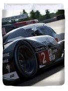Audi R18 E-tron, Le Mans - 09 Duvet Cover
