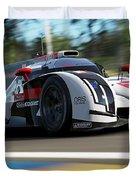 Audi R18 E-tron, Le Mans - 14 Duvet Cover