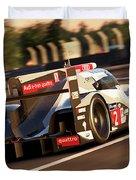 Audi R18 E-tron, Le Mans - 18 Duvet Cover