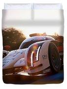 Audi R18 E-tron, Le Mans - 21 Duvet Cover