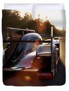 Audi R18 E-tron, Le Mans - 28 Duvet Cover