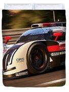 Audi R18 E-tron, Le Mans - 30 Duvet Cover