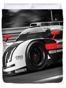 Audi R18 E-tron, Le Mans - 31 Duvet Cover