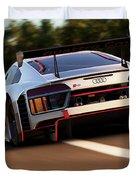 Audi R8 Lms - 05 Duvet Cover
