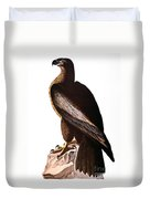 Audubon: Eagle Duvet Cover