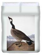 Audubon: Goose, 1827 Duvet Cover