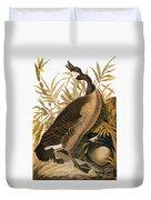 Audubon: Goose Duvet Cover