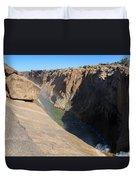 Augrabies Falls Duvet Cover