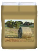 August Bales Duvet Cover