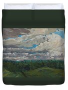 August Convection Duvet Cover