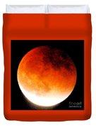 August Eclipse Tucson, Az Duvet Cover