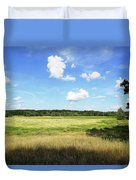 August Noon Duvet Cover