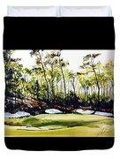 Augusta 2 Duvet Cover