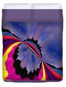Aurora Borealis Duvet Cover