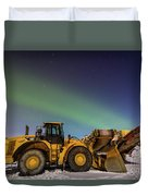 Aurora Machines Duvet Cover