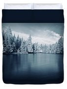 Ausable River 9420 Duvet Cover