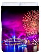 Aussie Celebrations Duvet Cover