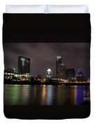 Austin Texas Duvet Cover