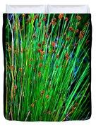 Australian Native Grass Duvet Cover