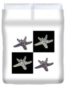Australian Starfish Composite Design Duvet Cover