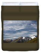 Austrian Sky Duvet Cover