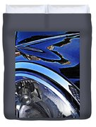 Auto Headlight 27 Duvet Cover