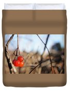 Automn Fruits Duvet Cover