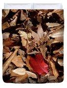 Autum Leaves Duvet Cover