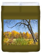 Autumn # 1 Duvet Cover