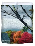 Autumn 1010 Duvet Cover