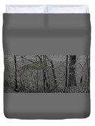Autumn 2015 Panorama In The Woods Pa 01 Duvet Cover