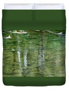 Autumn Abstract - 2 Duvet Cover