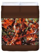 Autumn Allegretto Duvet Cover