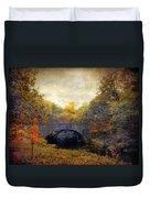 Autumn Ambiance Duvet Cover