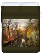 Autumn Ambience Duvet Cover