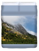 Autumn Arrives  Duvet Cover