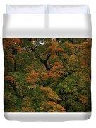 Autumn Arrives Duvet Cover