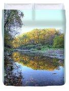 Autumn At Brush 2 Duvet Cover