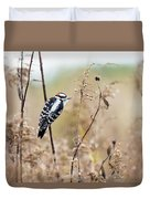 Autumn At The Meadows Duvet Cover