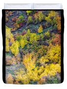 Autumn Background  Duvet Cover