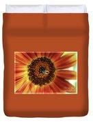 Autumn Beauty Sunflower Duvet Cover