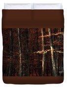 Autumn Branch Duvet Cover
