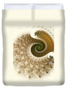 Autumn Breeze Duvet Cover