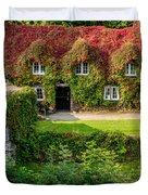 Autumn Brilliance Duvet Cover