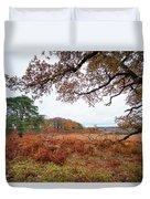 Autumn Brunch Duvet Cover