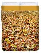 Autumn Carpet Duvet Cover