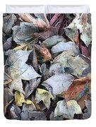 Autumn Carpet II Duvet Cover